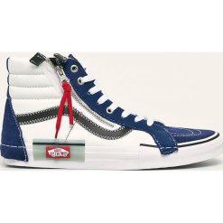 Granatowe buty męskie Vans, kolekcja wiosna 2020