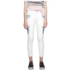 305dfdbc1b715f Spodnie garniturowe slim damskie - Spodnie damskie - Kolekcja wiosna ...