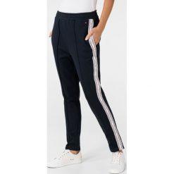 Spodnie dresowe tommy hilfiger damskie Spodnie dresowe