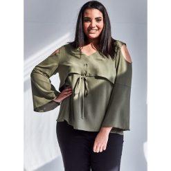 2480341a23 Bluzki i tuniki damskie ze sklepu Moda Size Plus - Kolekcja wiosna ...