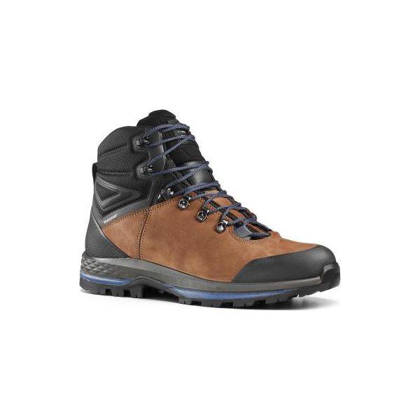 e0242ee5 Buty trekkingowe wysokie TREK 100 skóra męskie - Trekkingi męskie ...