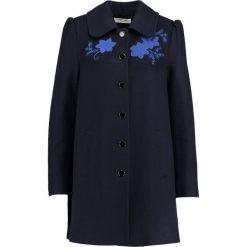 d2a2f7a2c NAF NAF ABRODE Płaszcz wełniany /Płaszcz klasyczny bleu marine. Płaszcze  damskie marki NAF NAF ...