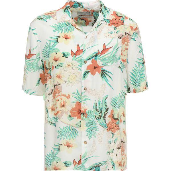 91769cc7c257d3 AllSaints CALYPSO Koszula ecru - Koszule męskie marki AllSaints. Za 449.00  zł. - Koszule męskie - Odzież męska - Odzież - Sklep Radio ZET