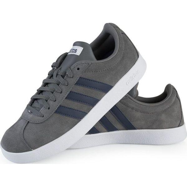 fb4df7ac31ab Adidas Buty męskie VL Court 2.0 szare r. 46 (DA9862) - Szare buty ...