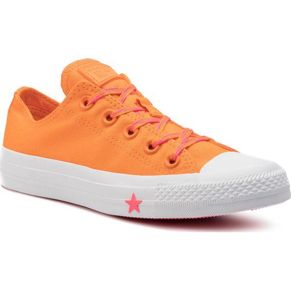 75b28ec0 Trampki CONVERSE - Ctas Ox 564115C Orange Rind/Racer Pink/White ...