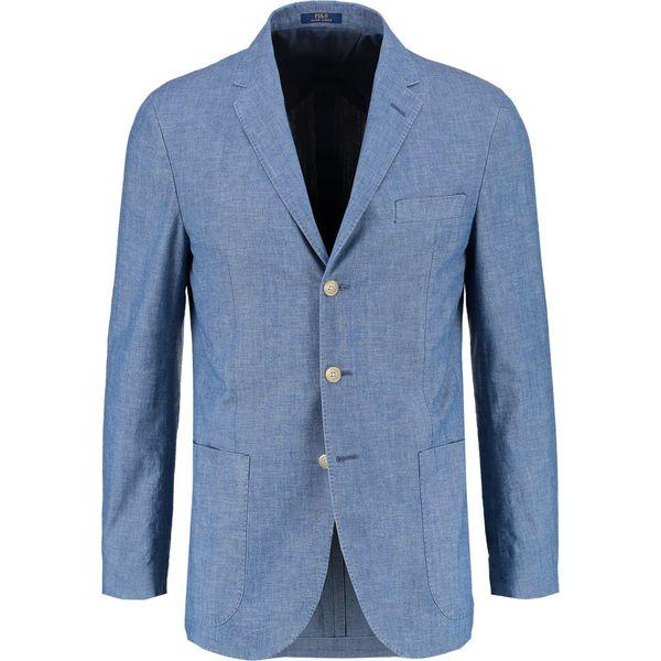 8d28c12984f80 Polo Ralph Lauren Marynarka blue/white - Garnitury męskie marki Polo ...