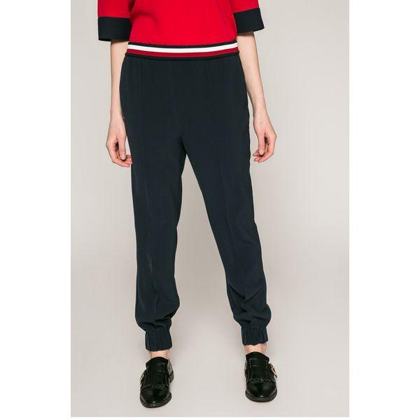 d05930b8ba758 Tommy Hilfiger - Spodnie Maddox - Spodnie materiałowe damskie marki ...