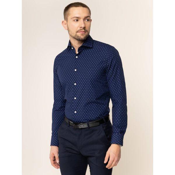 Koszula JOOP! 30014354 Niebieskie koszule męskie JOOP!, m  vijeR