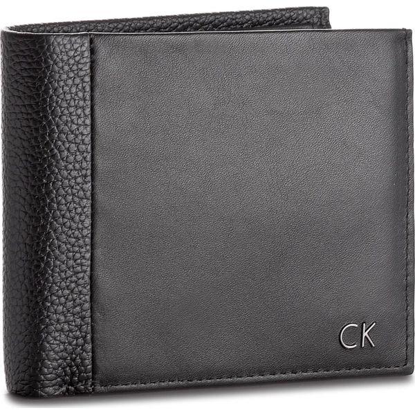 f6e9ed06cf66f Duży Portfel Męski CALVIN KLEIN - New Nathan 10CC+Coin K50K503558 001 -  Czarne portfele męskie marki Calvin Klein, ze skóry. W wyprzedaży za 269.00  zł.