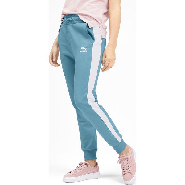 Puma Classics T7 Spodnie dresowe Niebieski
