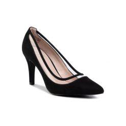 Czarne buty bez zapięcia Kolekcja zima 2020 Sklep Radio ZET