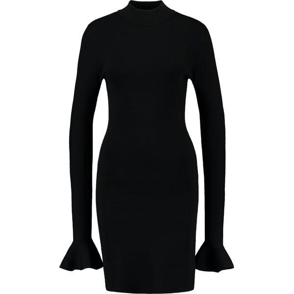 94780ccd3bcf1 MICHAEL Michael Kors BELL Sukienka etui black - Czarne sukienki ...
