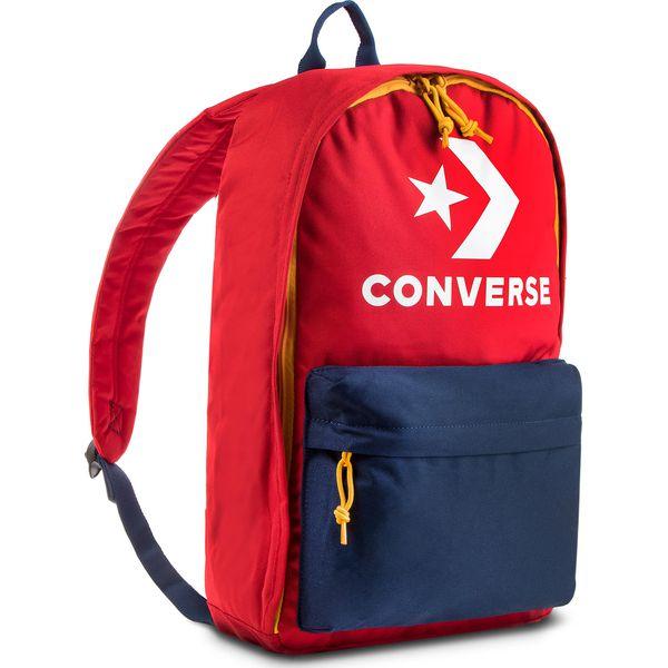7bf0839fed3d5 Plecak CONVERSE - 10007031-A03 Czerwony - Plecaki damskie marki ...