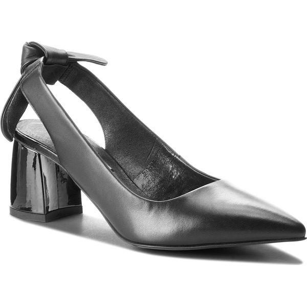 4bc4cb1ff00f6 Sandały GINO ROSSI - Aiko DCH851-AS7-0324-9900-0 99 - Czarne sandały ...