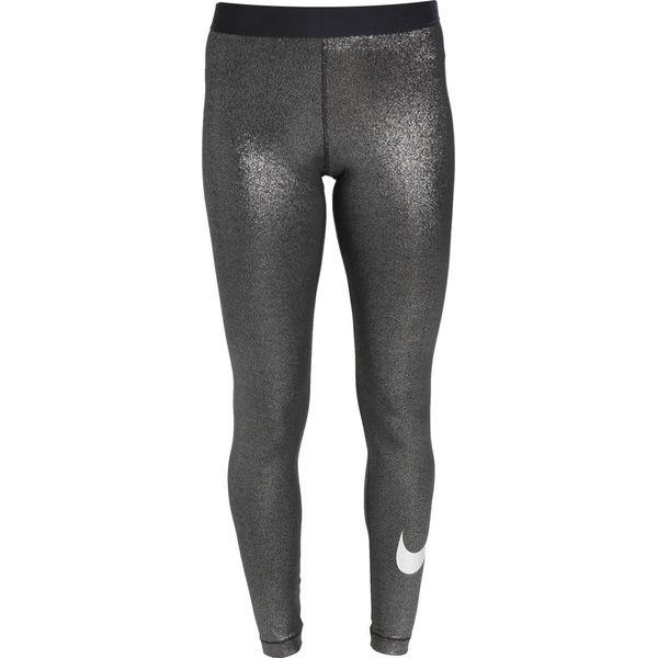 najlepsze oferty na autentyczny oficjalny sklep Nike Performance PRO SPARKLE Legginsy black/metallic silver
