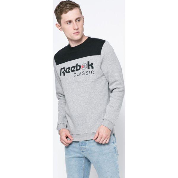 e74b03b46d151 Reebok Classic - Bluza - Bluzy męskie marki Reebok Classic. W ...