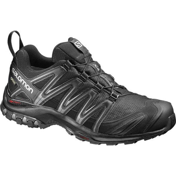Salomon buty trekkingowe Xa Pro 3D Gtx BlackBlackMagnet 44.7
