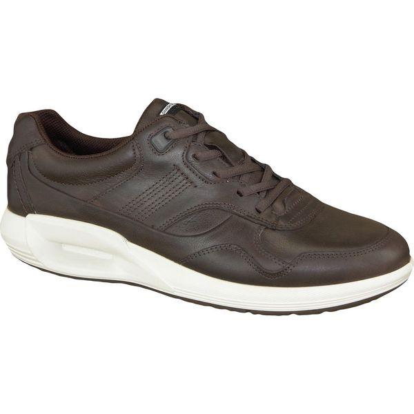 Ecco CS16 44000402072 buty sportowe, buty trekkingowe męskie brązowe 42