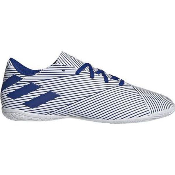 Buty Halowe Adidas Nemeziz 19 4 In M Ef1711 Niebieskie Wielokolorowe Niebieskie Buty Sportowe Meskie Adidas Bez Wzorow Z Gumy Bez Zapiecia Do Pilki Noznej Za 259 00 Zl Buty Sportowe Meskie