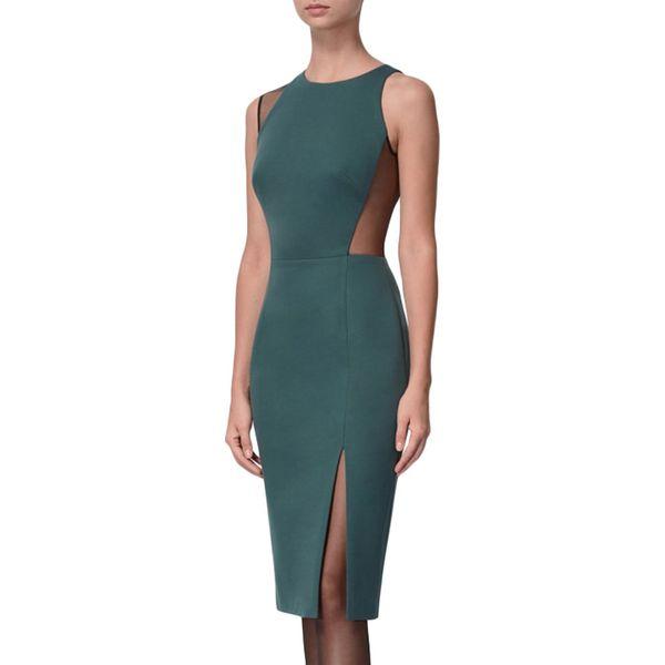 9fbf10ac9c Sukienka w kolorze zielonym - Zielone sukienki damskie marki ...