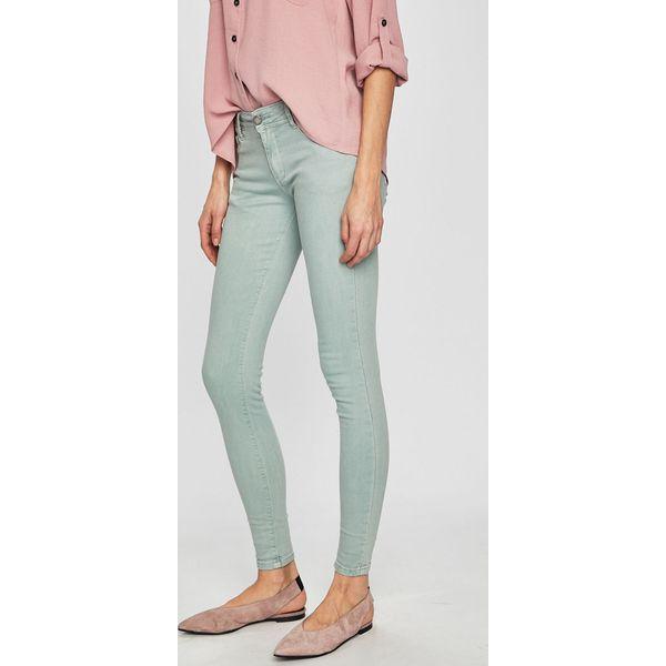 60824d772c Answear - Spodnie - Spodnie materiałowe damskie marki ANSWEAR. W ...