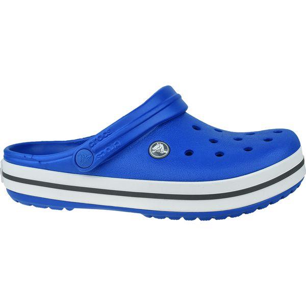 Crocs Crocband 11016 4JN klapki uniseks niebieskie 4647