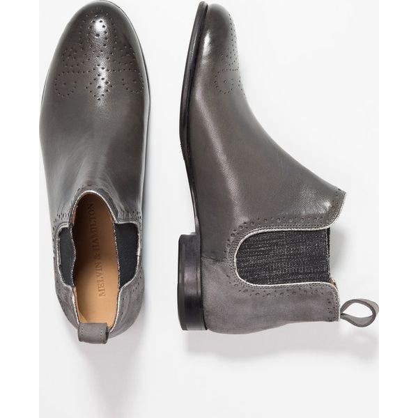 2e5eecde8aec Melvin   Hamilton SALLY Ankle boot salerno - Szare botki damskie ...