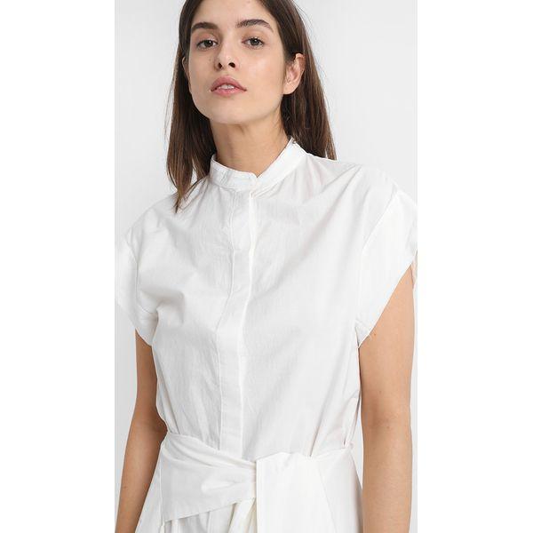 6c15912a AllSaints GEORGIA DRESS Sukienka koszulowa chalk white
