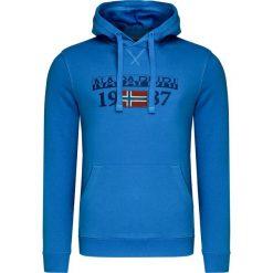 1c05c816ac9f8a Bluza NAPAPIJRI BERTHOW LOGO 1 Niebieski. Bluzy męskie marki Napapijri. W  wyprzedaży za 264.00