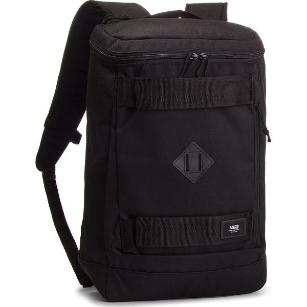 c7ff52c83c9d3 Plecak VANS - Hooks Skatepack VN0A3HM2BLK Black - Czarne plecaki ...