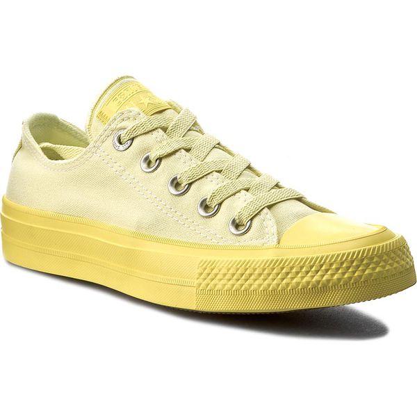 Trampki CONVERSE Ctas II Ox 155726C Lemon HazeFresh Yellow