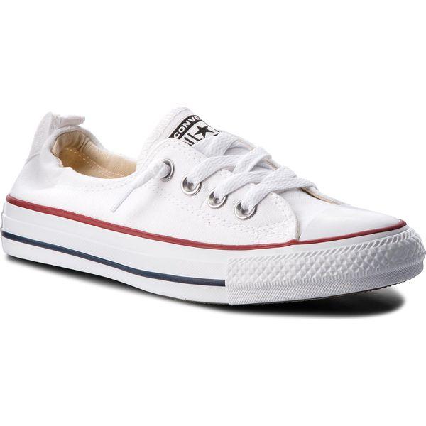 klasyczne buty świetne oferty oficjalny dostawca Trampki CONVERSE - Ct Shoreline Slip 537084 White