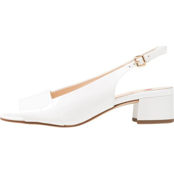 Högl Sandały weiß - Białe sandały damskie marki HÖGL e6451c05af