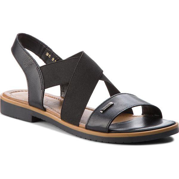 cc3c9e49883f4 Sandały LASOCKI - WI16-DOROTHY-01 Czarny - Czarne sandały damskie ...