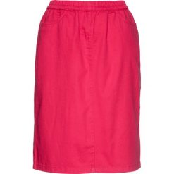 Czerwone spódnice damskie bonprix Kolekcja lato 2020