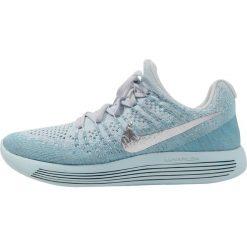 bd952b4f79e00 Buty: Nike Performance LUNAREPIC LOW FLYKNIT 2 Obuwie do biegania  treningowe glacier blue/metallic ...