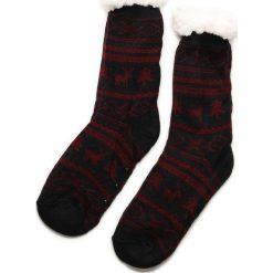 9c50504a9 Granatowo-Czerwone Skarpetki Duplicate. Czarne skarpety męskie marki Tommy  Hilfiger, z bawełny.