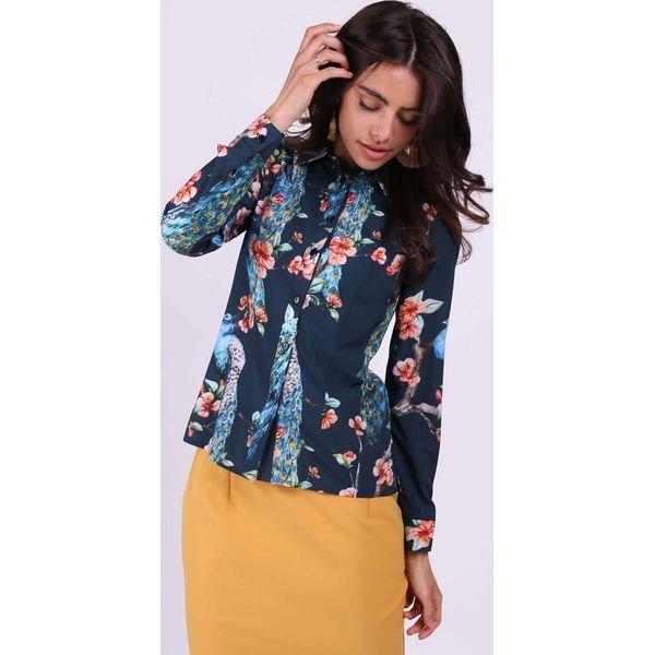 Koszule damskie ze sklepu Molly, z długim rękawem Kolekcja  jodaw