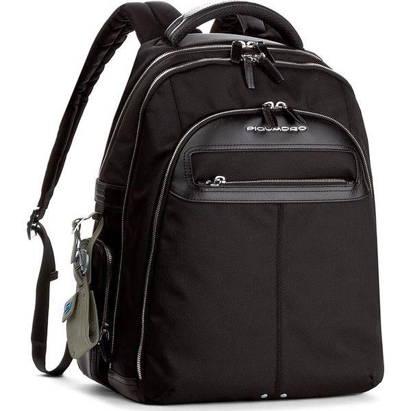 623e4416ddd50 Plecak PIQUADRO - CA1813LK N - Czarne plecaki męskie marki Piquadro ...