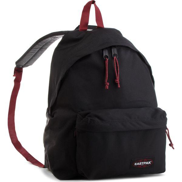 be424a29e7b3b Plecak EASTPAK - Padded Pak r EK620 Black Red 57T - Czarne plecaki ...