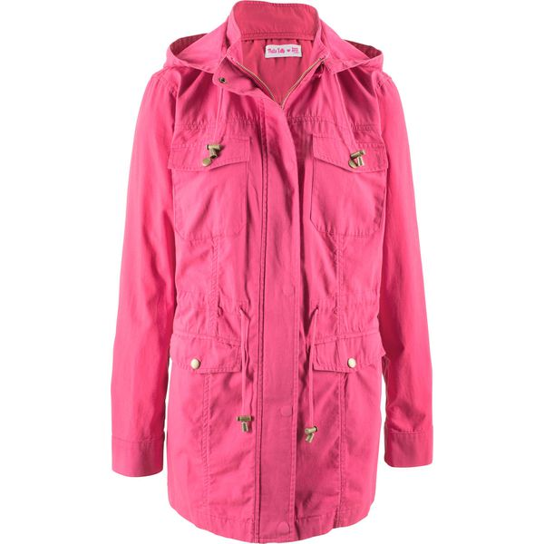 35b7923de4e7e Parka z kolekcji Maite Kelly bonprix różowy - Parki damskie marki ...