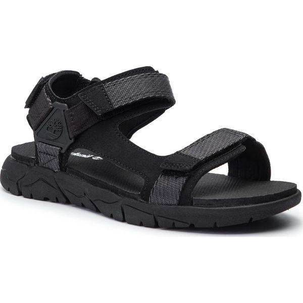 wykwintny styl sprzedaż online duża obniżka Sandały TIMBERLAND - Windham Trail Sandal TB0A1V30015 Black