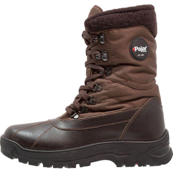 f3d9107e Pajar VAUGHN Śniegowce brown - Brązowe buty zimowe męskie marki ...