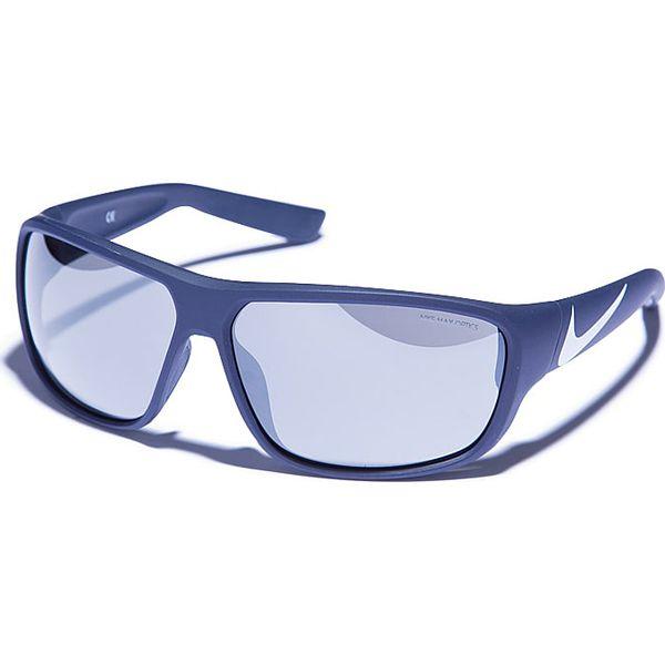 Okulary Męskie Mercurial W Kolorze Granatowo Szarym Niebieskie