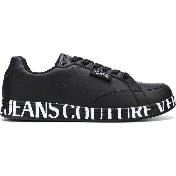 Versace Jeans Couture Tenisówki Czarny