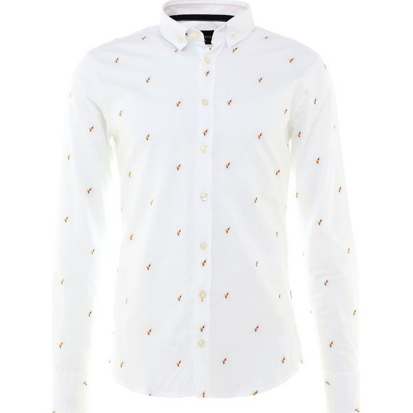 3d03104594e45 BOSS CASUAL EPREPPY Koszula white - Białe koszule męskie marki BOSS CASUAL,  l, z bawełny, casualowe. Za 379.00 zł. - Koszule męskie - Odzież męska -  Odzież ...