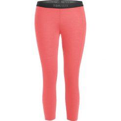 baf5c52d5ebea2 Sportowe legginsy w kolorze różowym. Czerwone legginsy sportowe damskie  marki super.natural, xs
