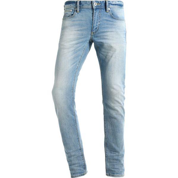 e09e04b3f8cc Superdry Jeans Skinny Fit highway blue - Niebieskie jeansy męskie ...