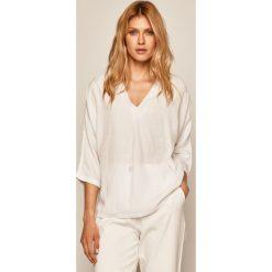 Medicine Bluzka Basic Białe bluzki damskie MEDICINE, l