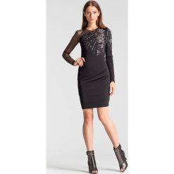 fdea9fa3197e61 Czarna sukienka z długim rękawem. Sukienki damskie Just Cavalli. Za  1,119.60 zł.